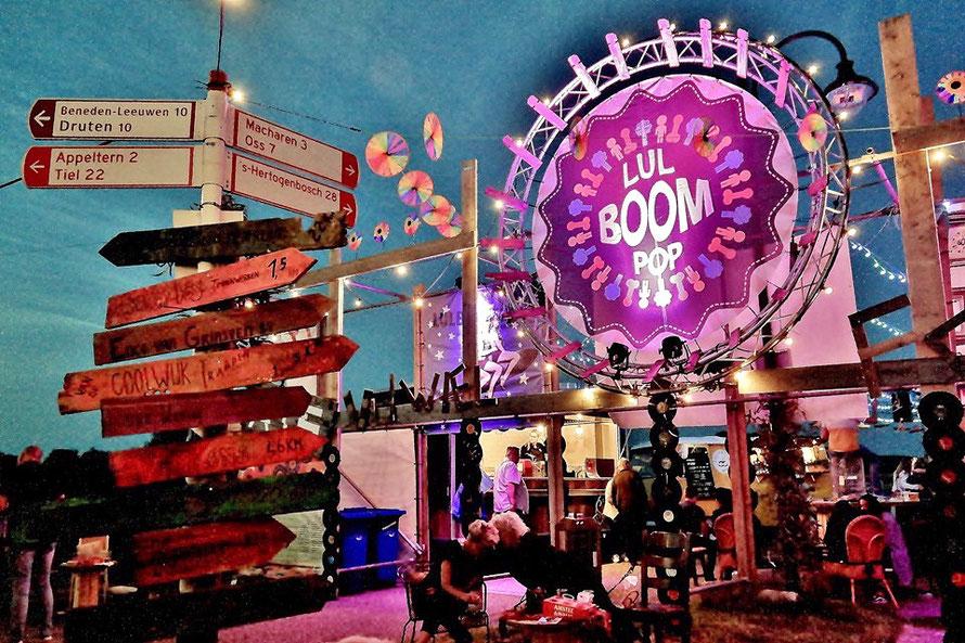 muziekfestival lulboompop bij schemering oss megen